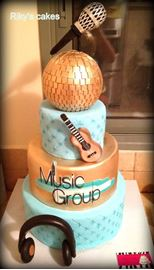 Picture of music group